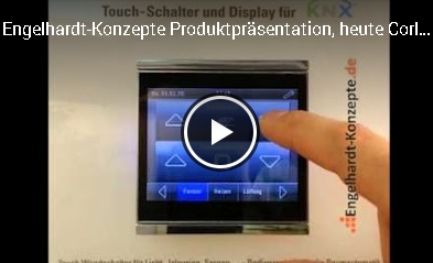 Corlo Touch KNX Display Produktvideo